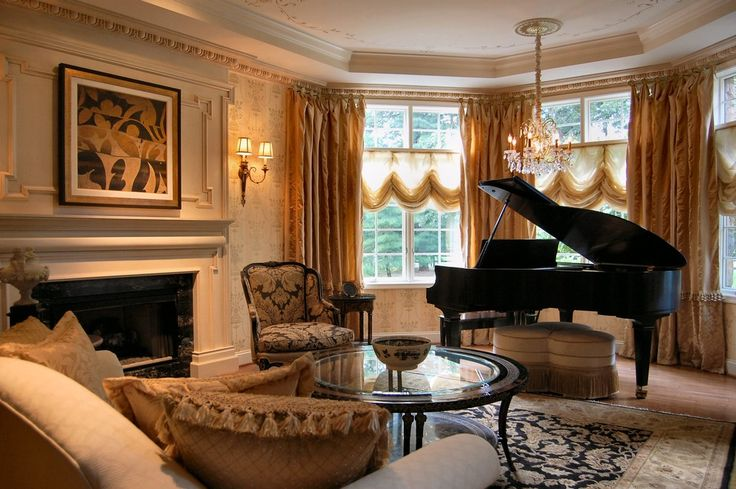 Great Baby Grand Piano decorating ideas for Graceful