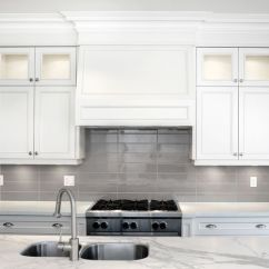 Kitchen Cabinet Crown Molding Islands Big Lots Soho Taupe Glossy Wall Tile - Anatolia And Stone Www ...