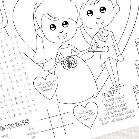 Best 25+ Kids wedding activities ideas on Pinterest