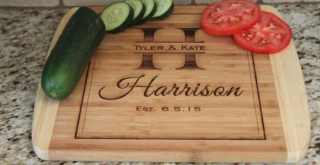 25 Best Ideas About Personalized Cutting Board On