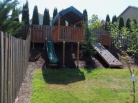 25+ best ideas about Sloping backyard on Pinterest ...