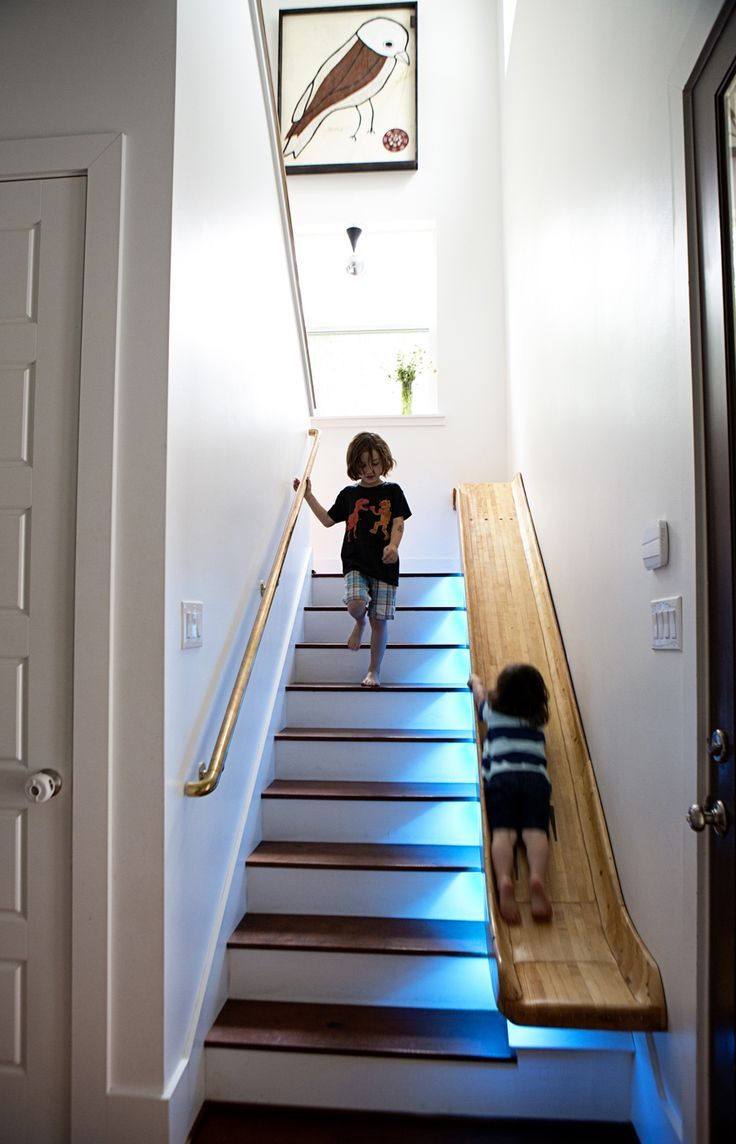 25 Best Ideas About Stair Slide On Pinterest Cool