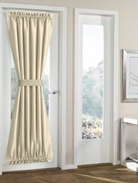 25+ best ideas about French door curtains on Pinterest