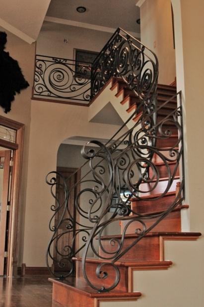 1000 images about Iron Work Ideas on Pinterest  Iron gates Iron staircase and Wrought iron