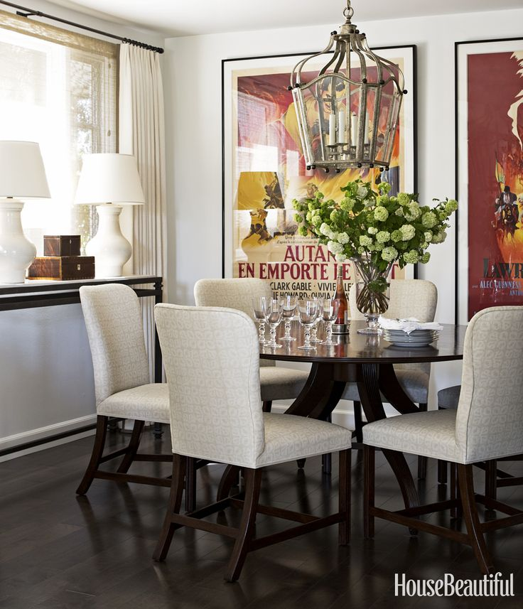 664 best images about Dining Rooms on Pinterest  Colorful