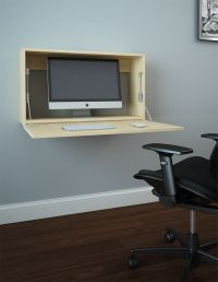 1000+ ideas about Wall Mounted Desk on Pinterest | Wall ...