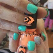 aztec nail art nailzbytracy