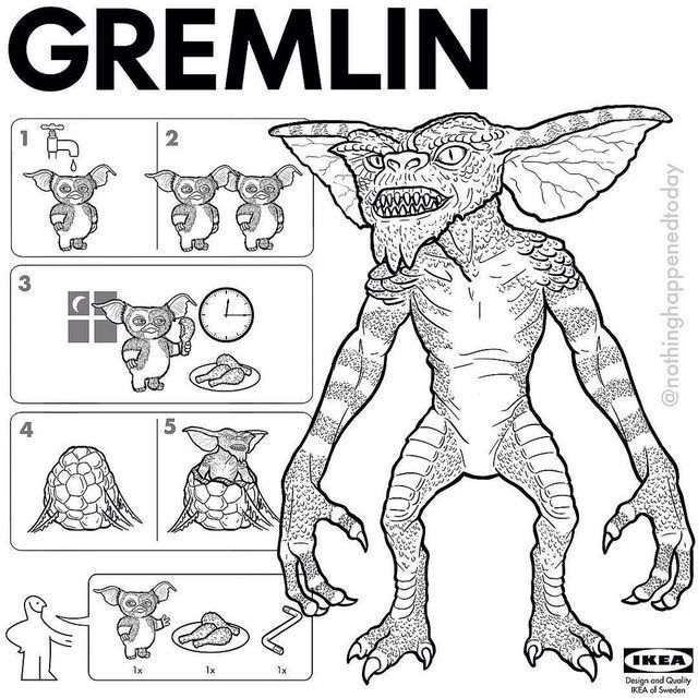 1000+ images about Ghostbusters / Gremlins on Pinterest