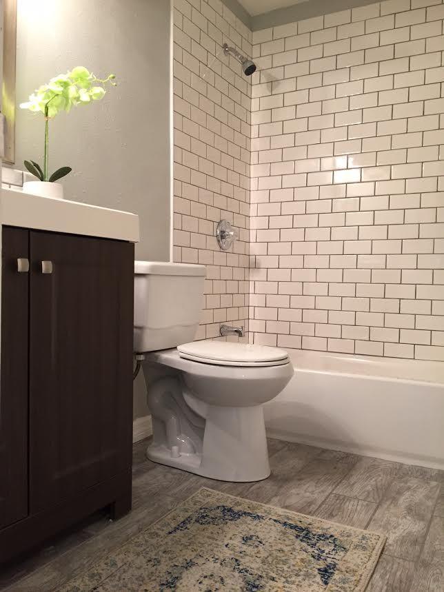 25 best ideas about Gray tile floors on Pinterest