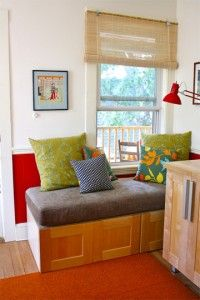 95 best images about Kitchen banquette seating project on Pinterest