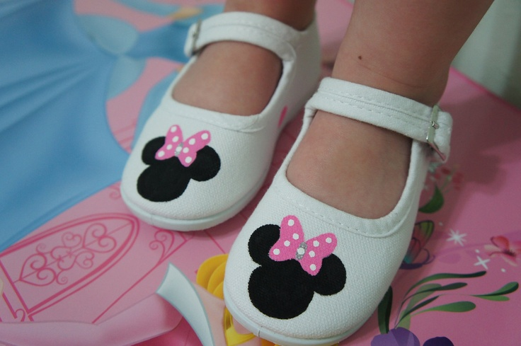 7438a8beb6721 Lovely Baby Shoes Minnie Mouse - myasthenia-gbspk.org