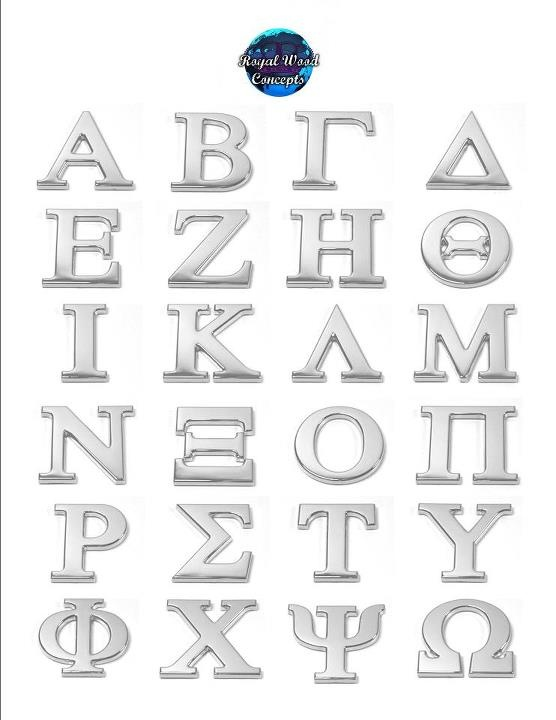 39 best images about THE GREEK ALPHABET on Pinterest