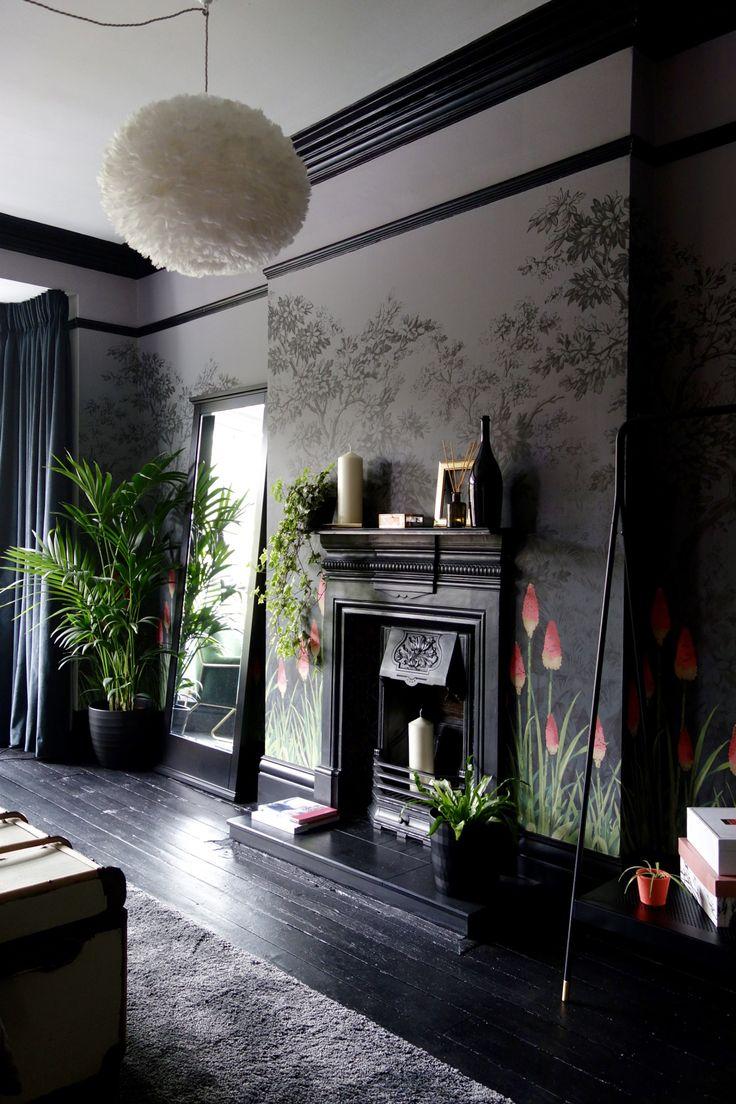 Best 25+ Dark interiors ideas on Pinterest