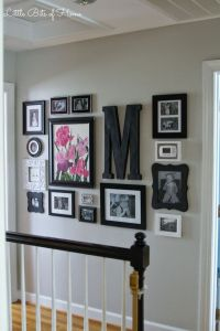 25+ best ideas about Hallway wall decor on Pinterest