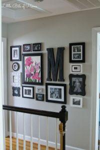 25+ best ideas about Hallway wall decor on Pinterest ...