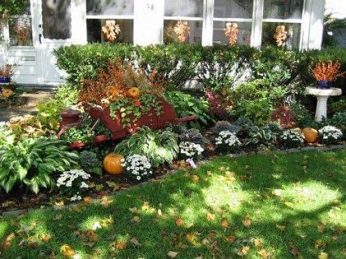 49 Best Images About Autumn Landscapes On Pinterest Gardens