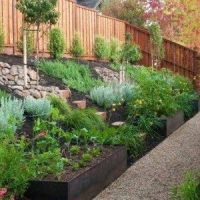 78 Best ideas about Sloping Backyard on Pinterest | Sloped ...