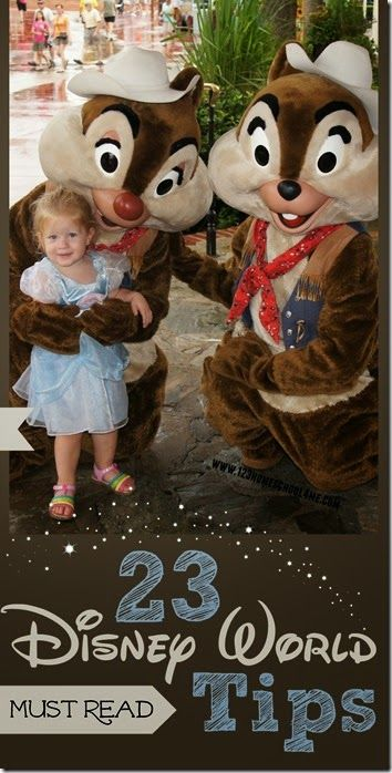 23 Disney World Tips – LOTS of great tips for Disney World Planning for families.  Must read this before a disney vacation.