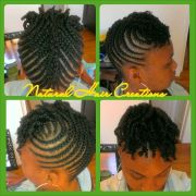 1000 ideas cornrows updo