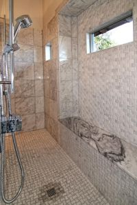 25+ best ideas about Walk Through Shower on Pinterest