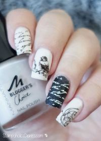 25+ Best Ideas about Vintage Nails on Pinterest | Floral ...
