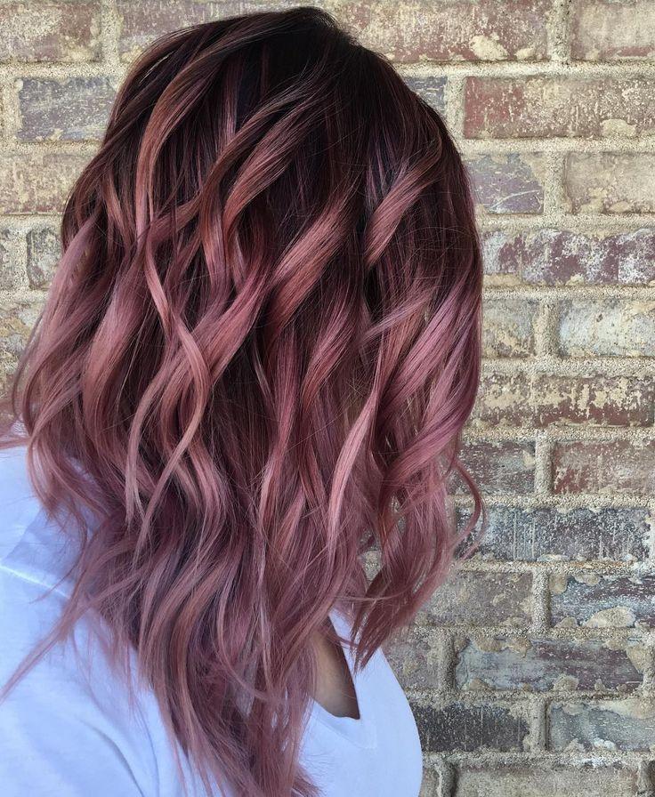 25 Best Ideas About Hair Colors On Pinterest Summer 2016 Hair