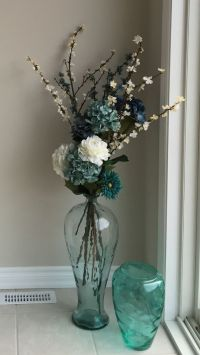 25+ best ideas about Floor vases on Pinterest | Decorating ...