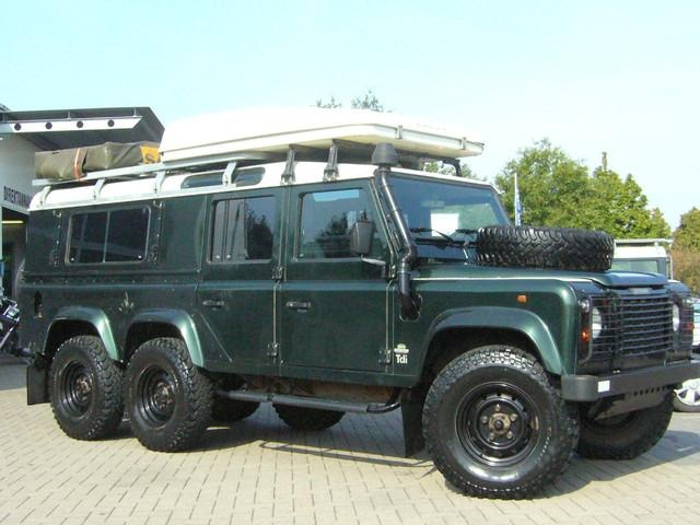 Land Rover Defender 6x6 Land Rover Pinterest