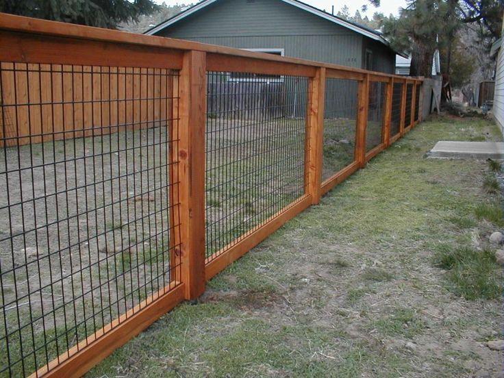 25 Best Cheap Fence Ideas On Pinterest Cheap Dog Kennels