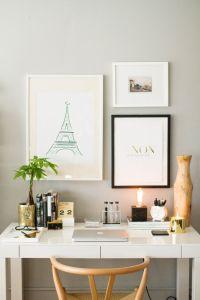25+ Best Ideas about Desk Inspiration on Pinterest | Desk ...