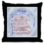 56 best images about My name (Alyssa) on Pinterest ...