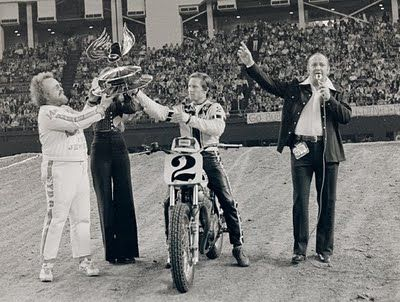 Kenny Roberts 2 At The Houston Astrodome King Kenny