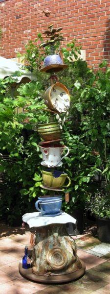 56 Best Images About Alice In Wonderland Garden Ideas On Pinterest