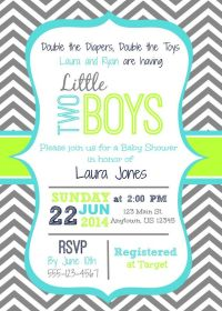 17 Best ideas about Twin Baby Showers on Pinterest | Twin ...