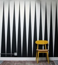 25+ best ideas about Wall patterns on Pinterest