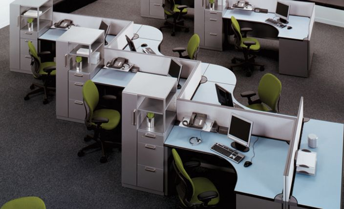 Call Center Cubicles Call Center Furniture  Office