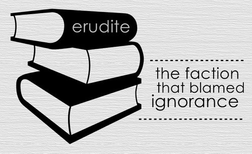 38 best images about Erudite on Pinterest