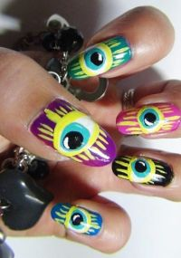 2 Weird Nail Art Designs That You Can Try Today | Weird ...
