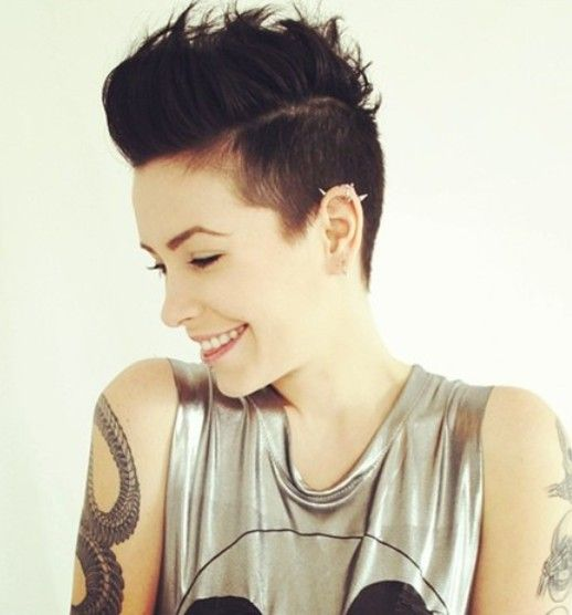 95 Best Images About Short Hair Cut On Pinterest Cool Hairstyles