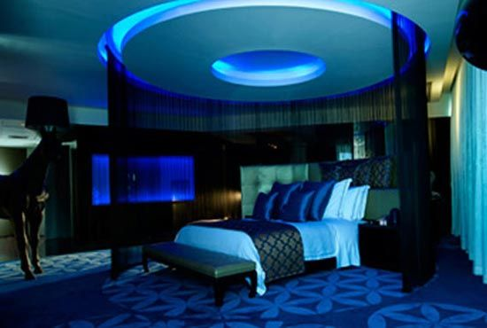 Exotic Blue Color Bedroom Design Random Pinterest Beautiful Bedrooms And Nice
