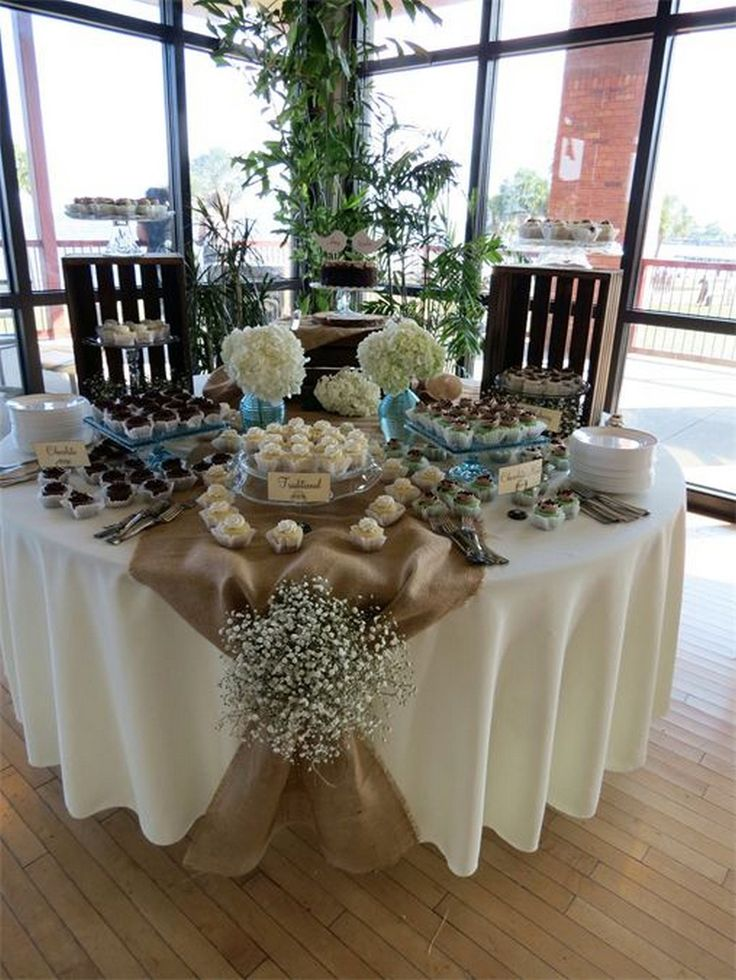 17 Best ideas about Rustic Wedding Tables on Pinterest  Fall wedding table decor Wedding