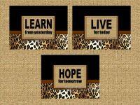 25+ best ideas about Cheetah print walls on Pinterest ...