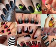 ideas funky nails