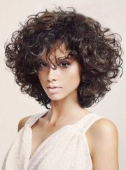 1000 ideas curly bob hairstyles