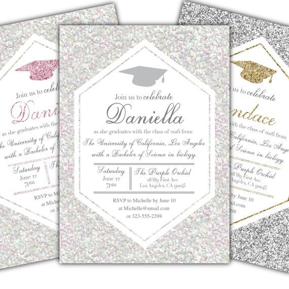 200 best images about graduation invites on Pinterest