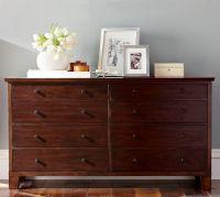 Valencia Extra-Wide Dresser | Pottery Barn | Master ...