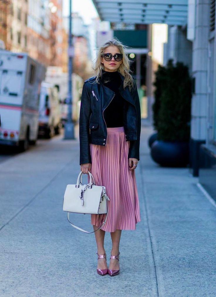 Die 25 besten Ideen zu Rosa rock outfits auf Pinterest