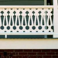 22 best Decorative wood railings images on Pinterest