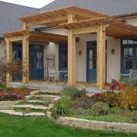 1000+ ideas about Front Yard Patio on Pinterest | Front ...