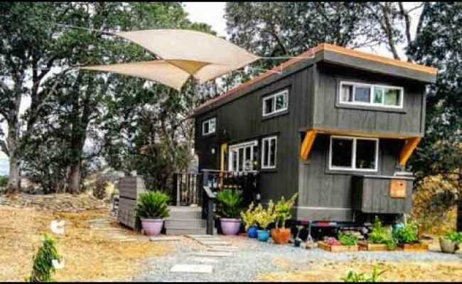 Tiny Luxury House All Off Grid Tiny House Chattanooga